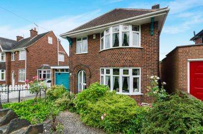 3 Bedrooms Detached House for sale in Chesterfield Road, Staveley, Chesterfield, Derbyshire