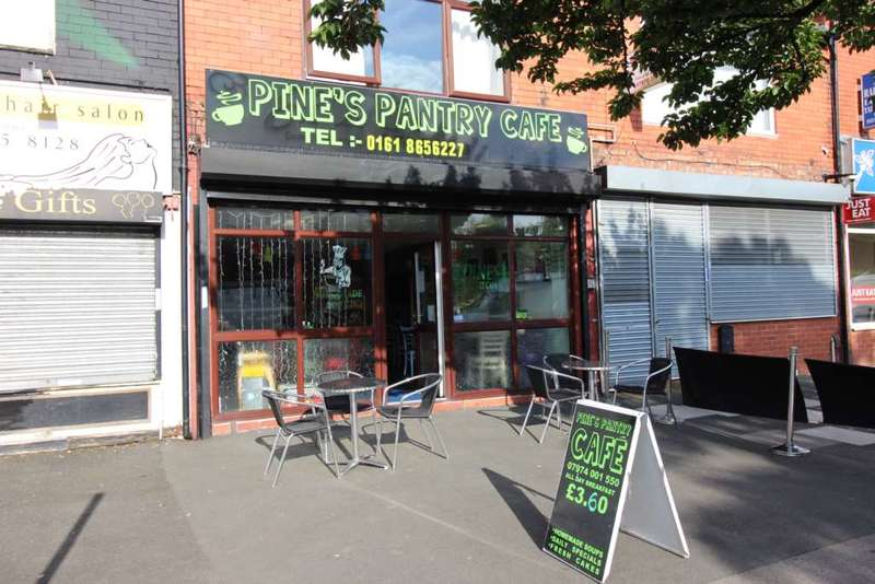Commercial Property for sale in Moss Road, Stretford