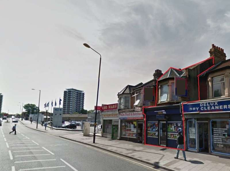 Commercial Property for sale in Plaistow Road, London