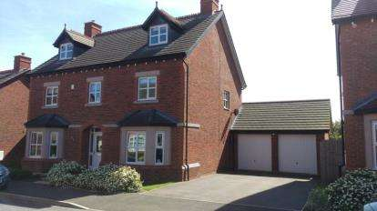 5 Bedrooms Detached House for sale in Sandmoor Place, Lymm, Cheshire