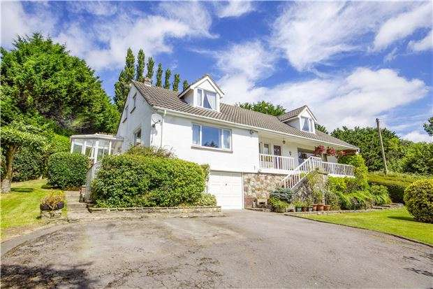 6 Bedrooms Detached House for sale in The Paddock, Riding Barn Hill, Wick, BS30 5PA