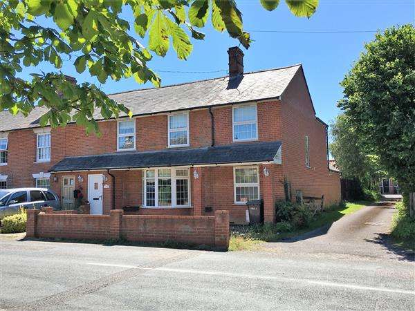 3 Bedrooms Semi Detached House for sale in The Old Street, Capel St Mary, Ipswich