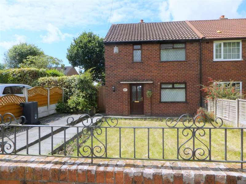 2 Bedrooms Semi Detached House for sale in Milton Close, Whiston, Prescot