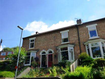 2 Bedrooms Terraced House for sale in Elms Road, Burton-On-Trent, Staffordshire
