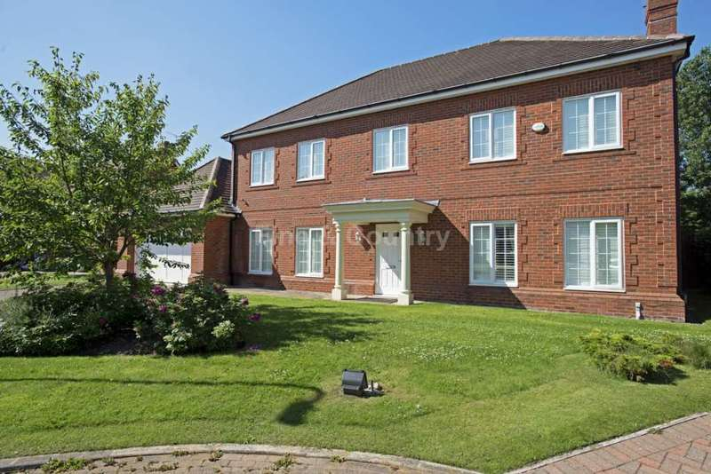 5 Bedrooms Detached House for sale in Dowhills Drive, Blundellsands, Crosby, Liverpool