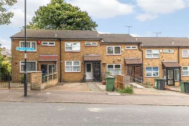 3 Bedrooms Terraced House for sale in St Johns Vale, London, London