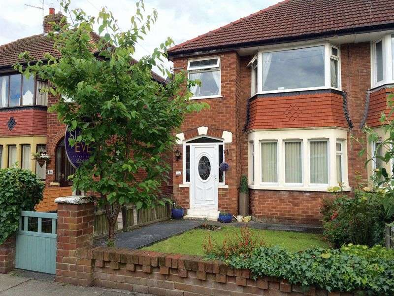 3 Bedrooms Semi Detached House for sale in Ascot Road, Thornton-Cleveleys