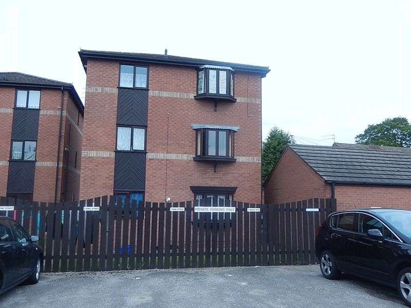 2 Bedrooms Flat for sale in Thorndike Mews, Gainsborough