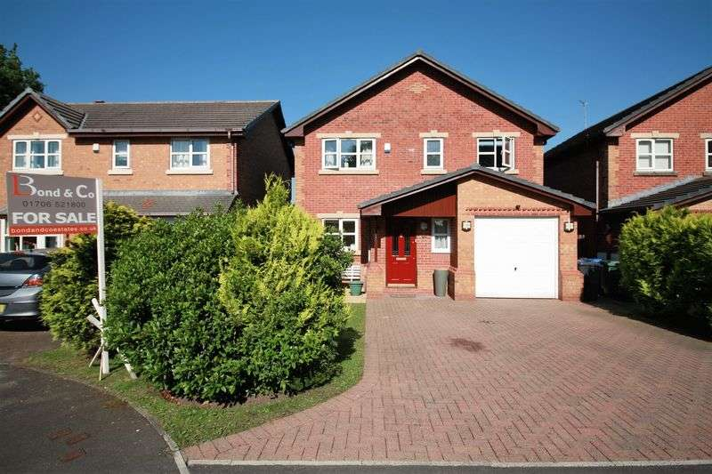 4 Bedrooms Detached House for sale in REDUCED!!! Burrs Close, Bury
