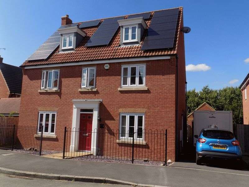 5 Bedrooms Detached House for sale in Kingdom Crescent, Redhouse