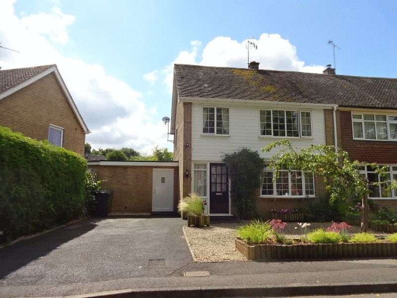 3 Bedrooms Semi Detached House for sale in The Crescent Cookley DY10 3RY