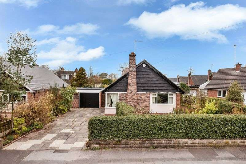 2 Bedrooms Bungalow for sale in Quinta Road, Congleton
