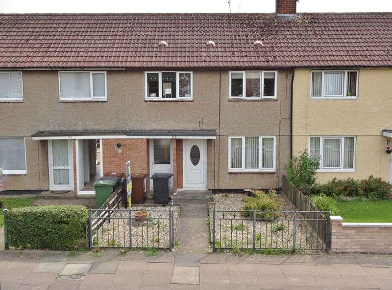 2 Bedrooms Terraced House for sale in Greenhill Rise, Corby