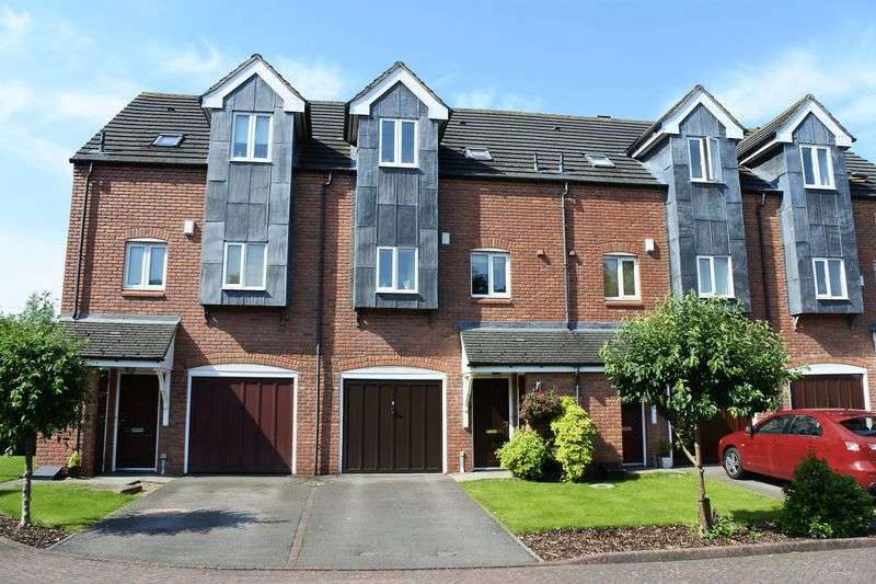 3 Bedrooms Semi Detached House for sale in Anson Close, Grantham