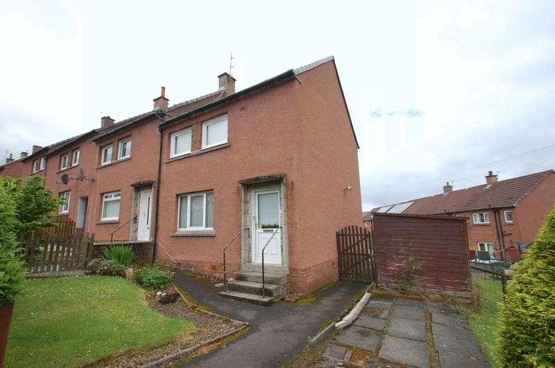 2 Bedrooms Terraced House for sale in Dale Street, Lanark