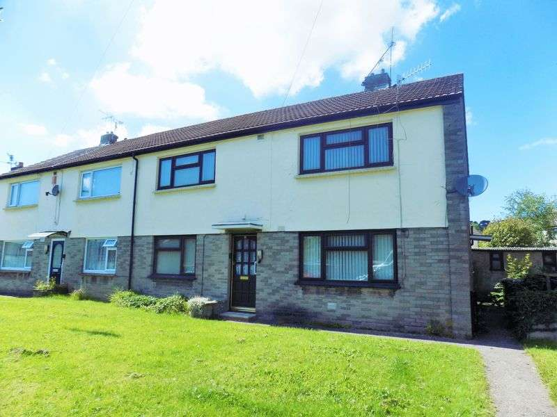 2 Bedrooms Flat for sale in Bryn Heol, Caerphilly