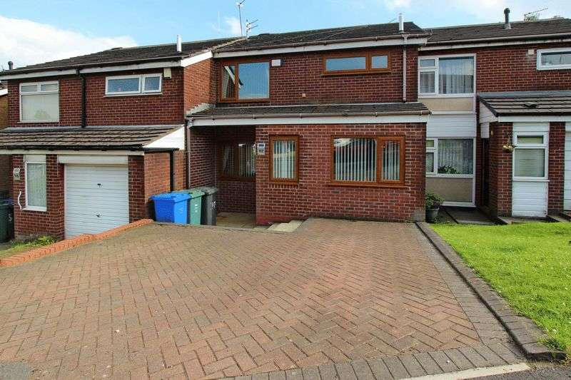 3 Bedrooms Mews House for sale in Tintern Avenue, Whitefield, Manchester