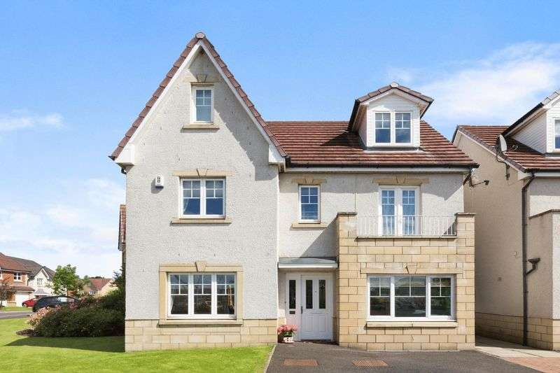 5 Bedrooms Detached House for sale in Braemar Drive, Dunfermline