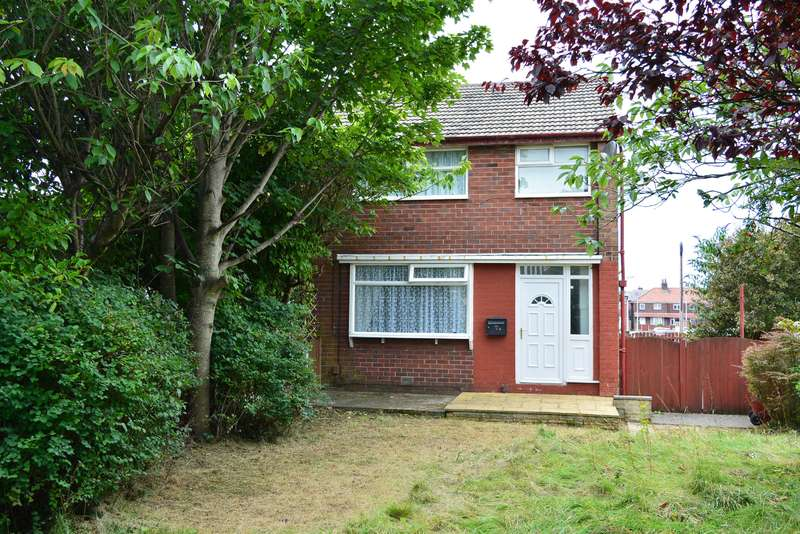 3 Bedrooms Semi Detached House for sale in Hawes Side Lane, Blackpool, Lancashire, FY4 4AA