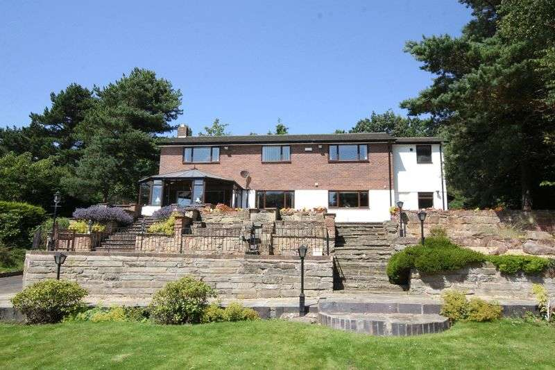 4 Bedrooms Detached House for sale in Croft Drive, Caldy, Wirral