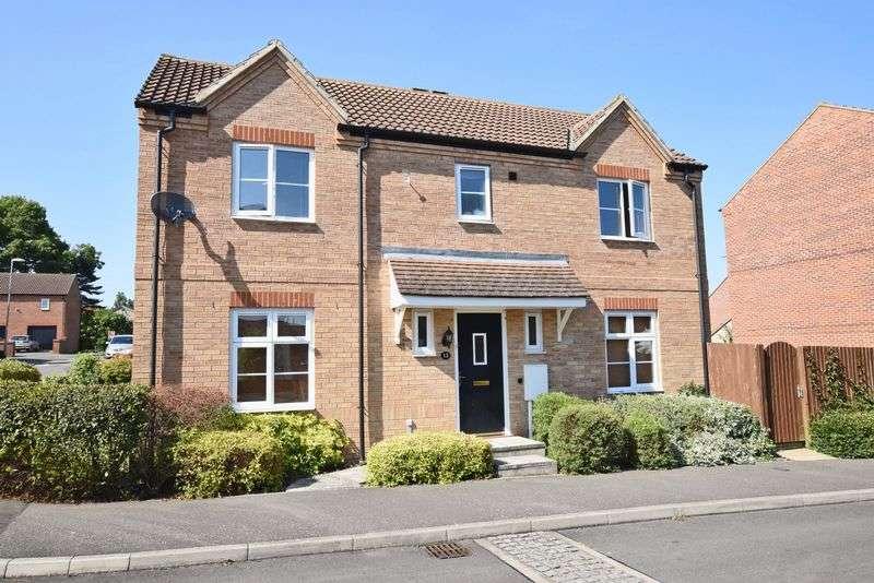 4 Bedrooms Detached House for sale in Hectors Way, Oakham, Rutland