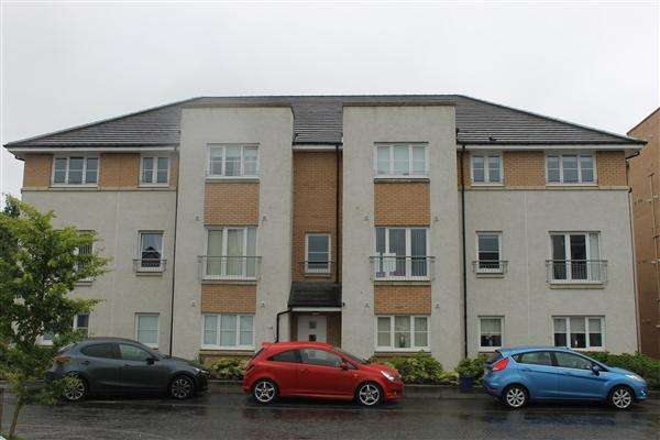 2 Bedrooms Apartment Flat for sale in Moreland Place, Stirling