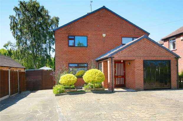 4 Bedrooms Detached House for sale in Vale View, Ackworth, Pontefract, West Yorkshire