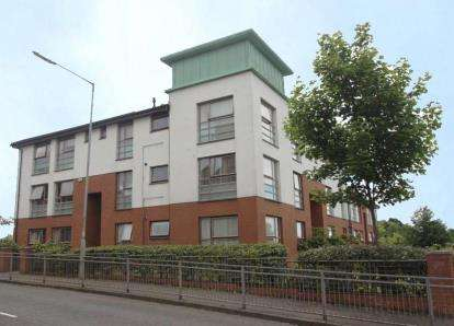 2 Bedrooms Flat for sale in North Bridge Street, Airdrie, North Lanarkshire