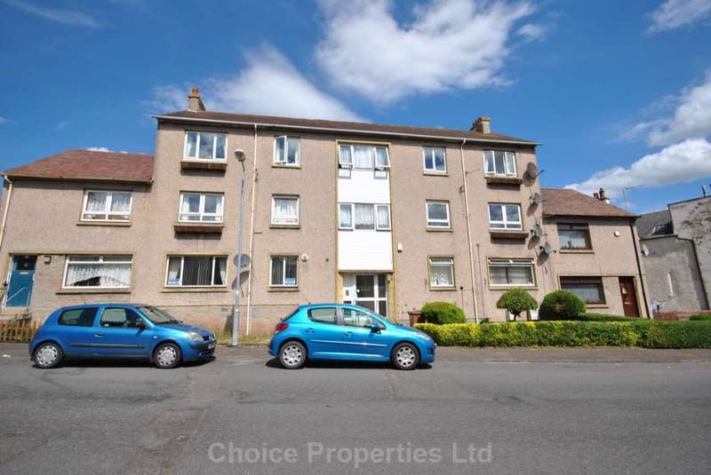 2 Bedrooms Flat for sale in King Street, Newmilns, KA16 9DN