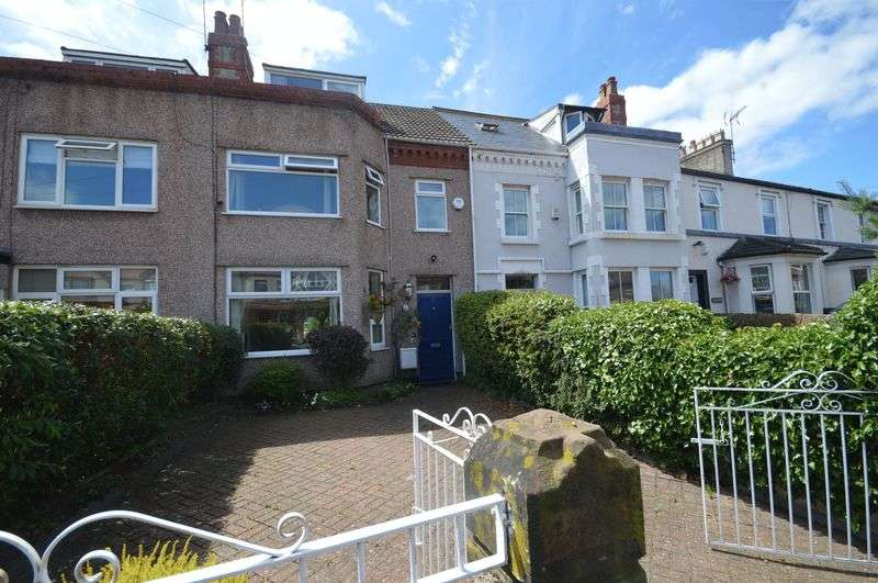 3 Bedrooms Terraced House for sale in Trinity Road, Hoylake