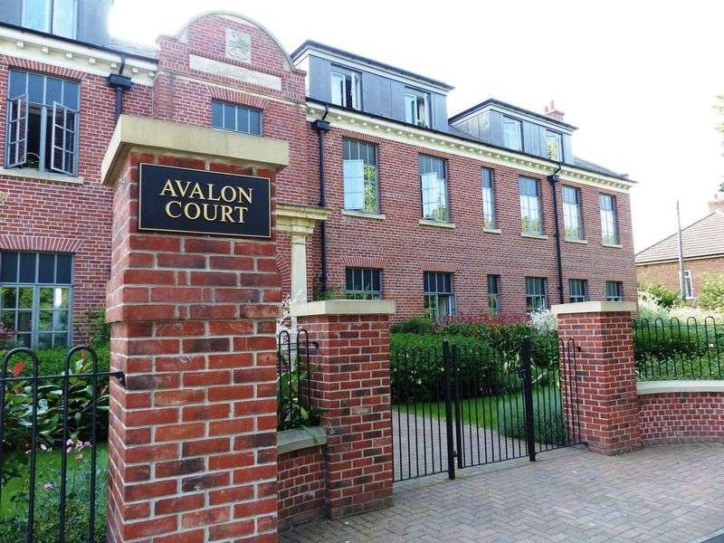1 Bedroom Flat for sale in Avalon Court, Newport, Lincoln