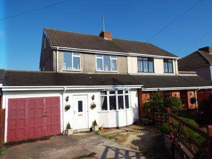 3 Bedrooms Semi Detached House for sale in Pye Green Road, Hednesford, Cannock, Staffordshire