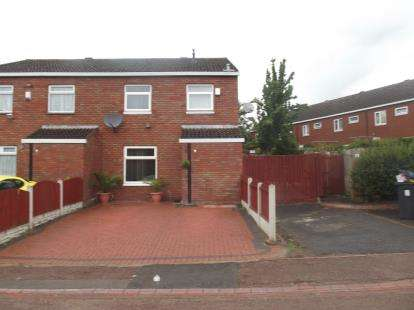 3 Bedrooms End Of Terrace House for sale in Old Beeches, Birmingham, West Midlands