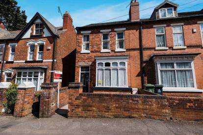 5 Bedrooms Terraced House for sale in Charlotte Street, Walsall, West Midlands