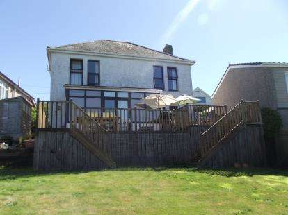 Detached House for sale in Mevagissey, St. Austell, Cornwall