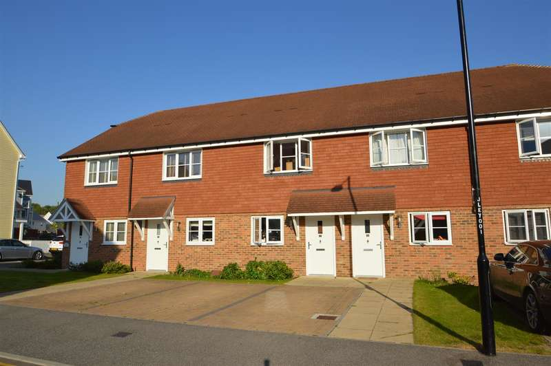 2 Bedrooms Property for sale in Linnitt Road, Holborough Lakes