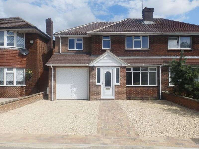 4 Bedrooms Semi Detached House for sale in Grange Drive, Stratton St Margaret