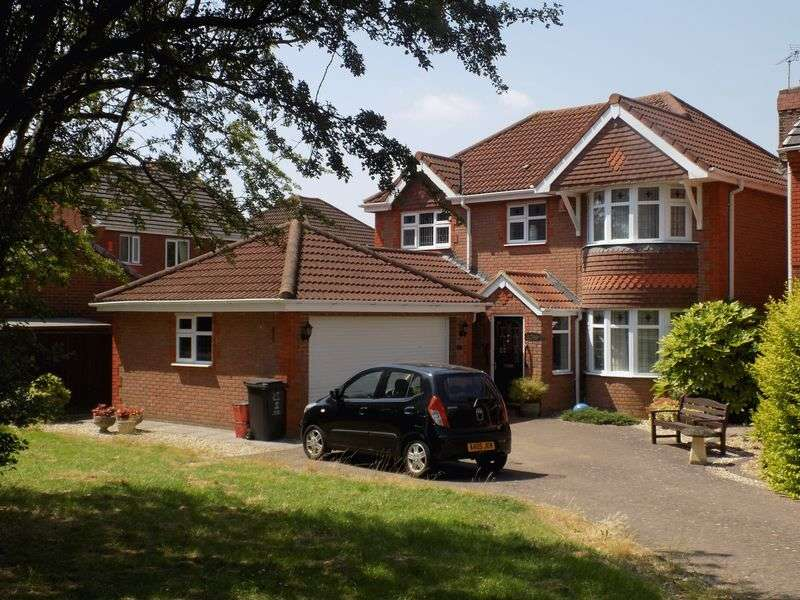 4 Bedrooms Detached House for sale in Sandstone Road, Bridlewood