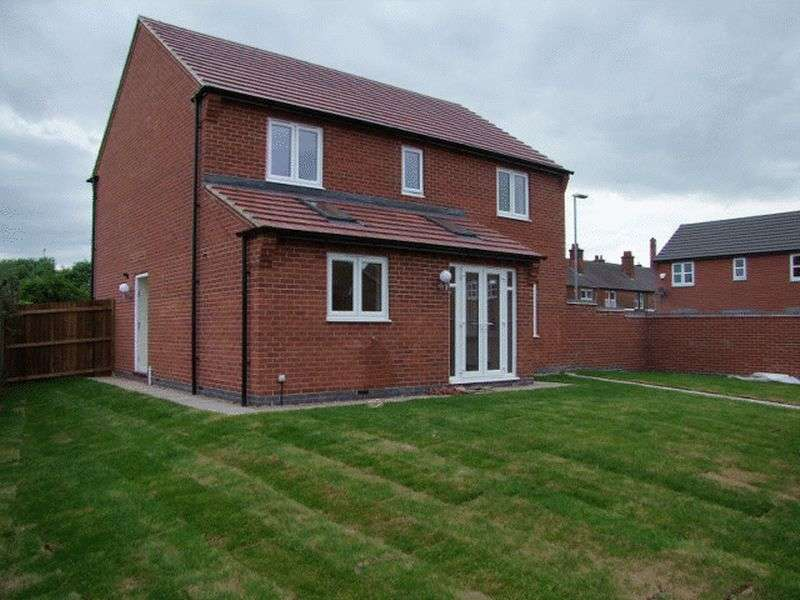 4 Bedrooms Detached House for sale in Bridgewater Road, Burton