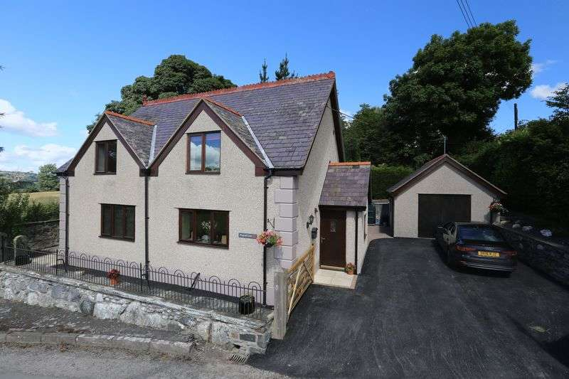 3 Bedrooms Cottage House for sale in Cynwyd, Corwen