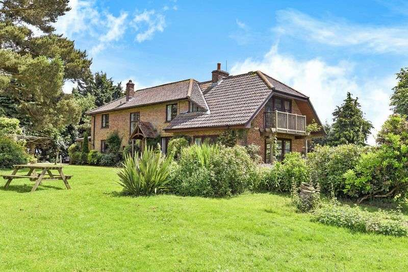 4 Bedrooms Detached House for sale in Sherborne, Dorset