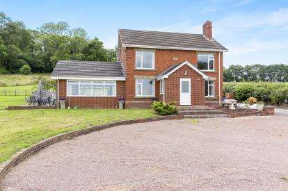 4 Bedrooms Detached House for sale in Blaisdon Lane, Blaisdon, Longhope, Gloucestershire