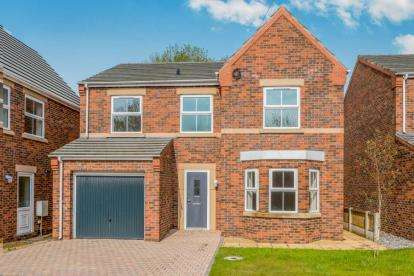 4 Bedrooms Detached House for sale in Delenty Drive (Silver Birches), Birchwood, Warrington