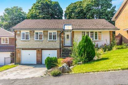 4 Bedrooms Detached House for sale in Higher Dunscar, Egerton, Bolton, Greater Manchester