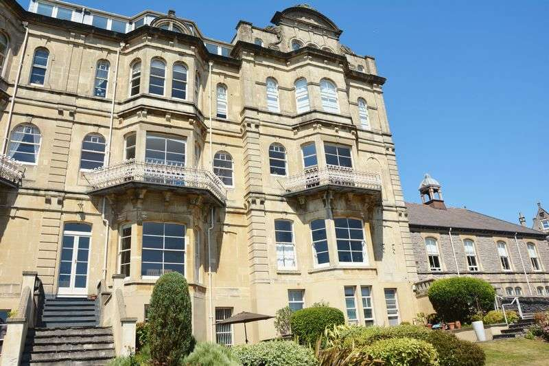 2 Bedrooms Flat for sale in Atlantic Road, Weston-Super-Mare