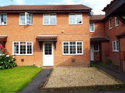 2 Bedrooms Terraced House for sale in West Totton, Southampton, Hampshire