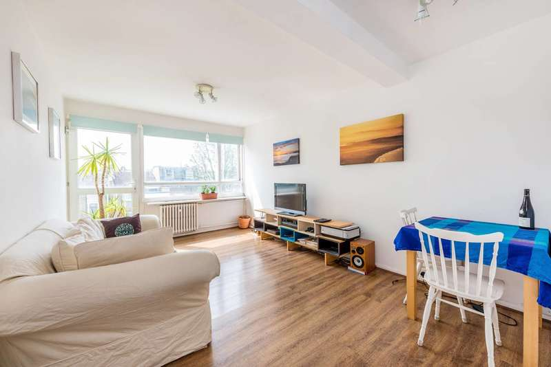 1 Bedroom Flat for sale in Rockley Road, Brook Green, W14