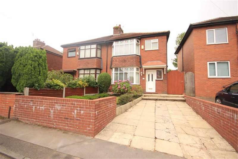3 Bedrooms Property for sale in Sedgley Avenue, Rochdale