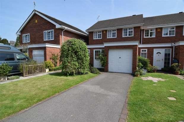 3 Bedrooms Semi Detached House for sale in Old Farm Close, Willaston, Neston, Cheshire