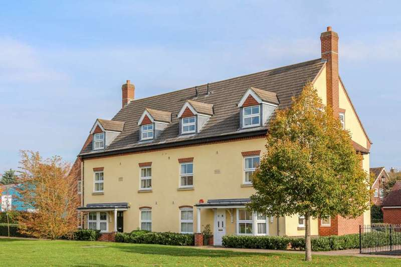 1 Bedroom Apartment Flat for sale in Windsor Drive, Wallingford